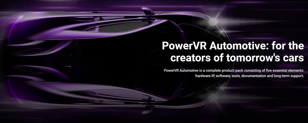 PowerVr Automotive