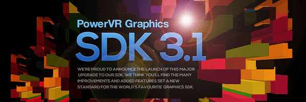 PowerVR Graphics SDK v3.1