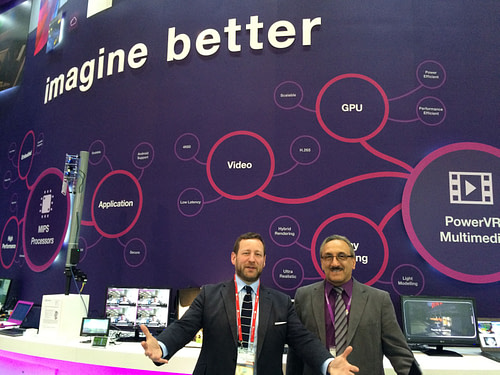 Imagination at MWC 2015 (3)