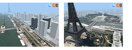 Visioglobe use OpenGL and OpenGL-ES