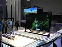 Samsung 4K displays