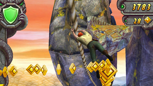 TempleRun2 - best mobile games of 2013