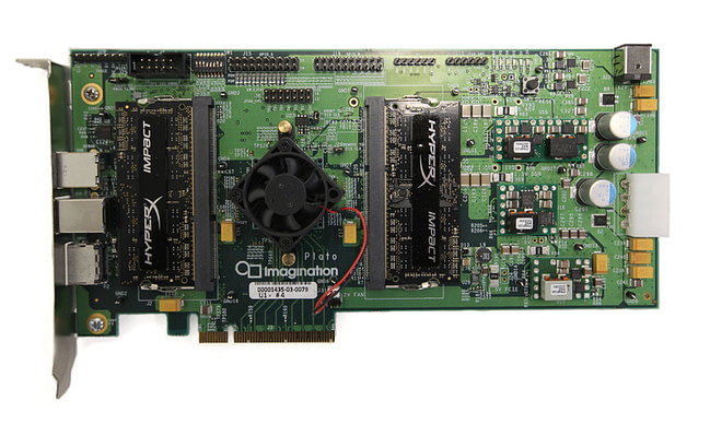 PowerVR-GR6500-GPU PCIe card