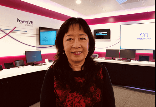 Sheila Yang, Director of Graphics Research at Imagination