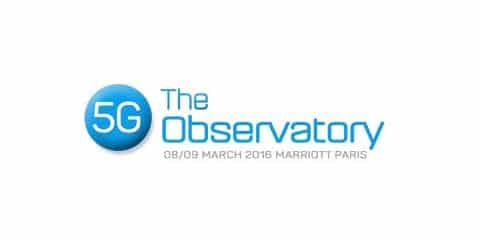 5G Observatory events logo