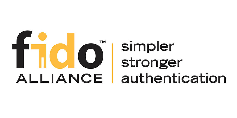 FIDO Alliance tagline