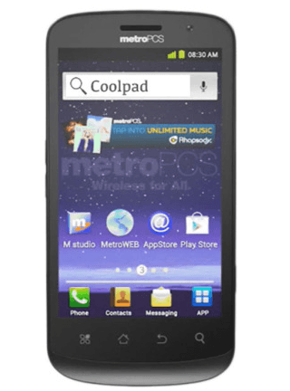 4G World: Coolpad Quattro 4G