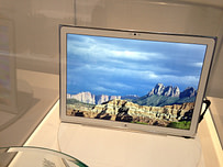 Panasonic 20-inch 4K tablet