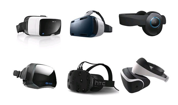 VR Headsets 1