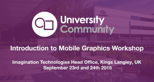 Mobile-Graphics-Workshop
