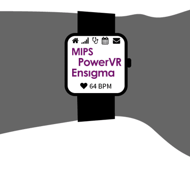 PowerVR GX5300 smartwatch featured 1