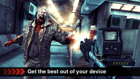 Imagination's best mobile games of 2012: Dead Trigger