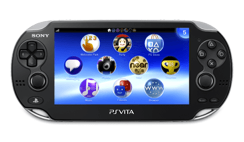 Imagination's List-o-mania: smartphones, tablets and handheld consoles (best of 2012): ps vita