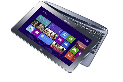 Imagination's List-o-mania: smartphones, tablets and handheld consoles (best of 2012): samsung Ativ smart pc