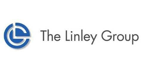 the linley group events logo