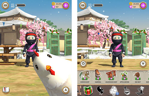 clumsy_ninja - best mobile games of 2013