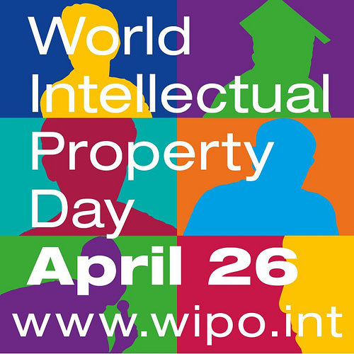 World IP Day logo