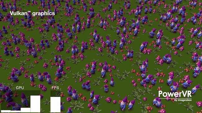 PowerVR at GDC 2016 - Vulkan, OpenGL ES and ray tracing (7)