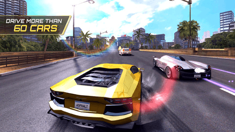 Imagination's best mobile games of 2012: Aasphalt 7: Heat