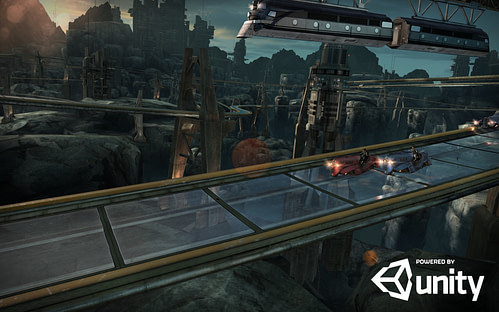 the chase - unity - best mobile games of 2013