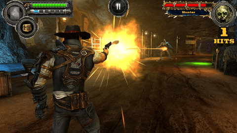 Imagination's best mobile games of 2012: Bladeslinger
