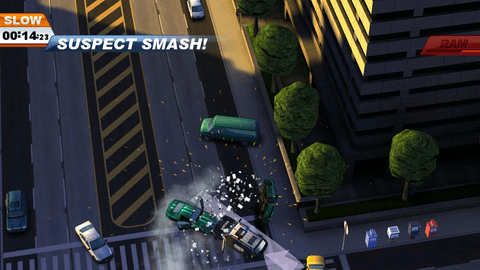 Imagination's best mobile games of 2012: Smash cops