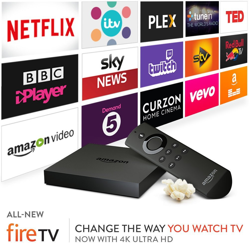 Amazon Fire TV MediaTek MT81371 1