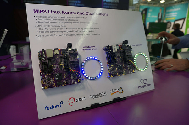 MIPS Linux Kernel and Distributions
