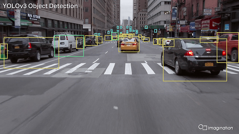 Neural network accelerator (NNA) for the automotive industry