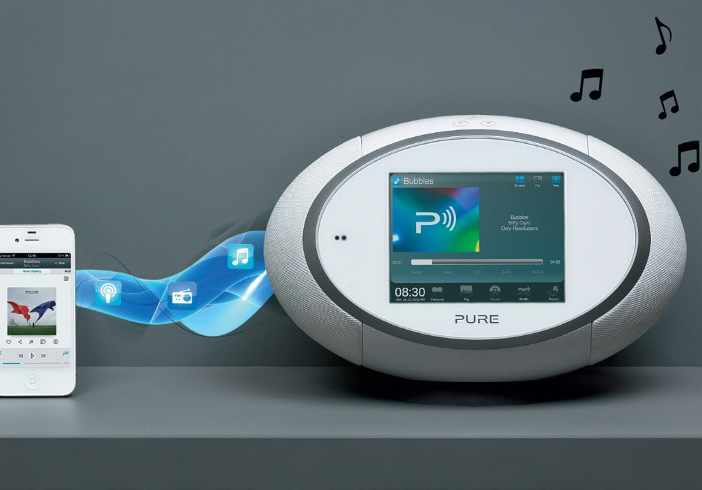 FlowCloud Pure music streaming 1