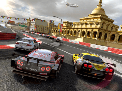 Imagination's best mobile games of 2012: Real Racing 2 HD
