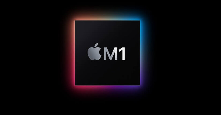 Apple M1 image
