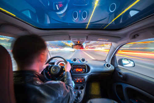 in-car driver monitoring