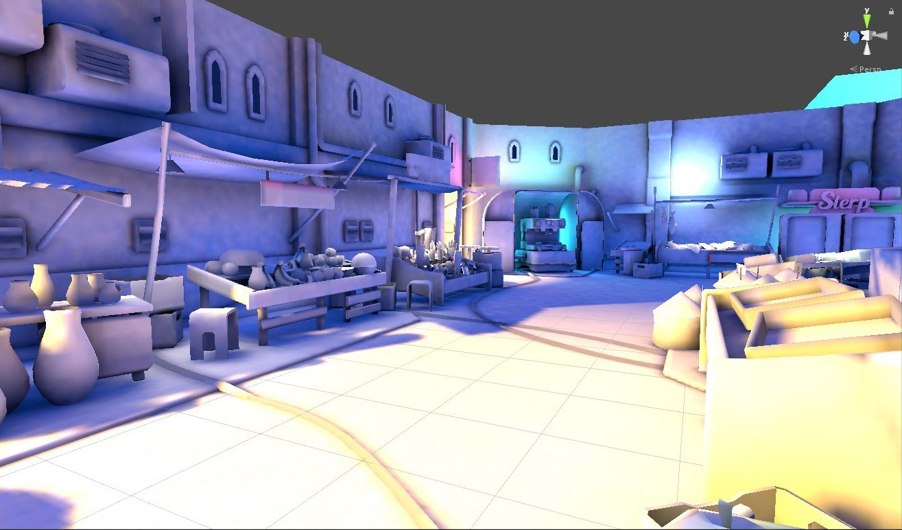 Unity PowerVR ray tracing
