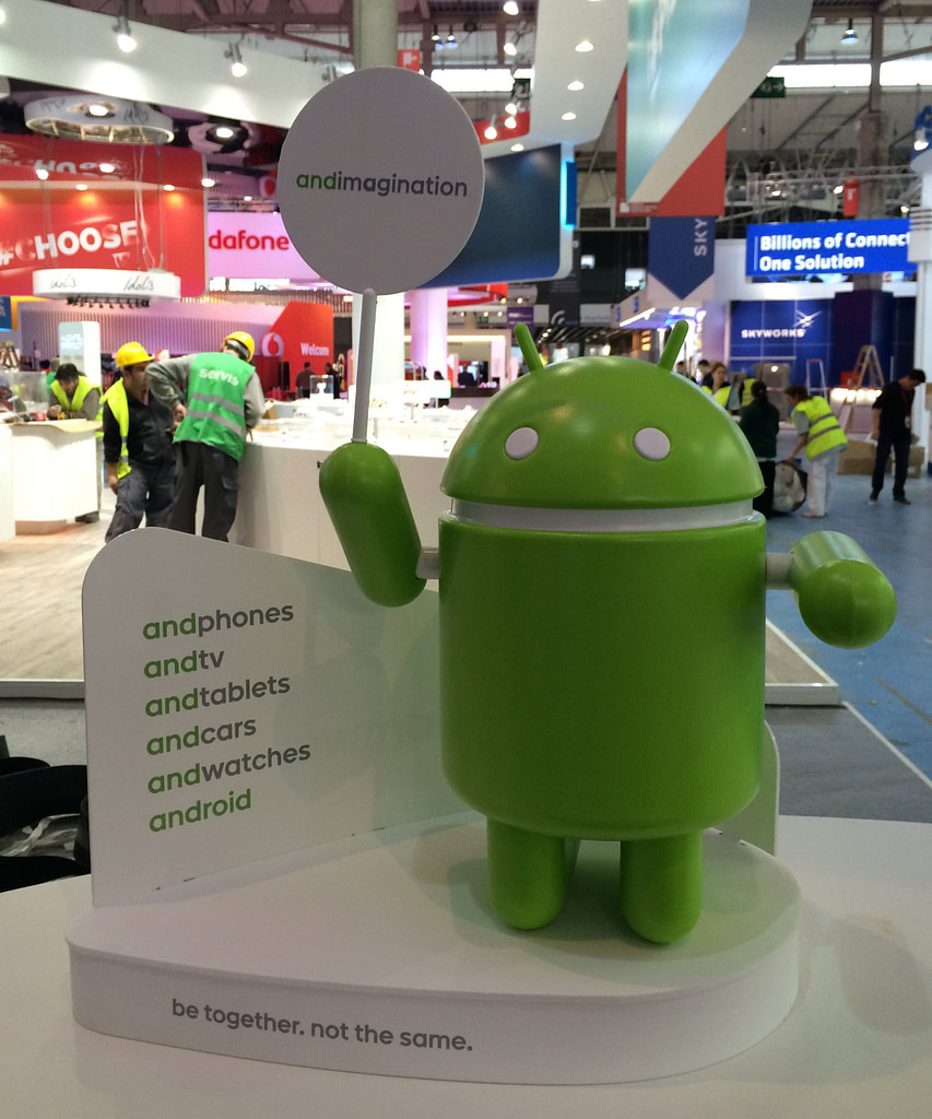 Imagination at MWC 2015 1 1