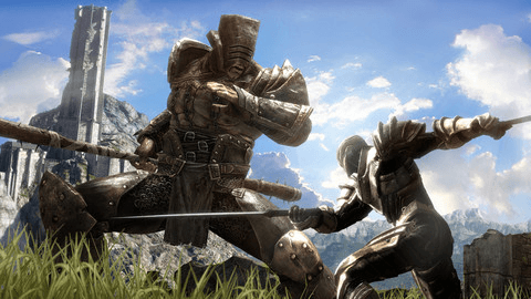 Imagination's best mobile games of 2012: Infinity blade