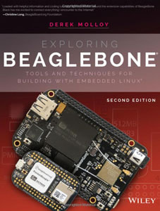 Exploring BeagleBone book cover