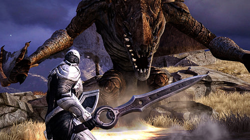 infinity blade III - best mobile games of 2013