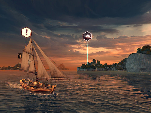 Assassin's Creed Pirates - Ubisoft - best mobile games of 2013