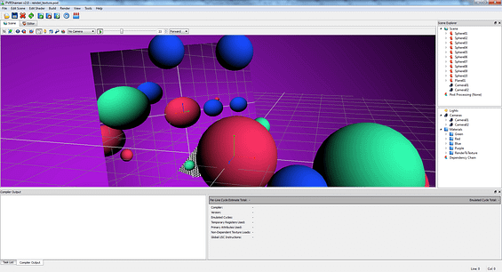 PowerVR Graphics SDK v3.0 - PVRShaman - Overview