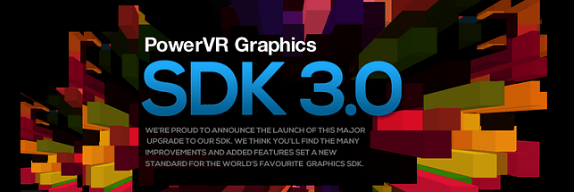 PowerVR Graphics SDK v3.0