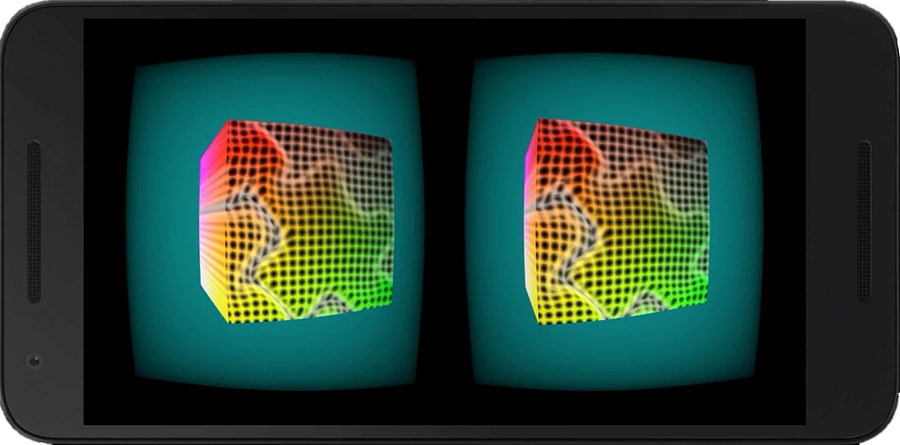 Reducing latency in mobile VR with single buffered strip rendering 1